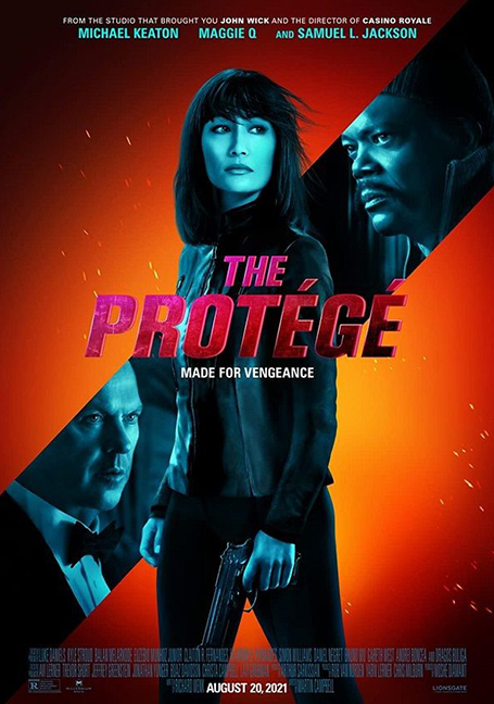 The Protege (2021)